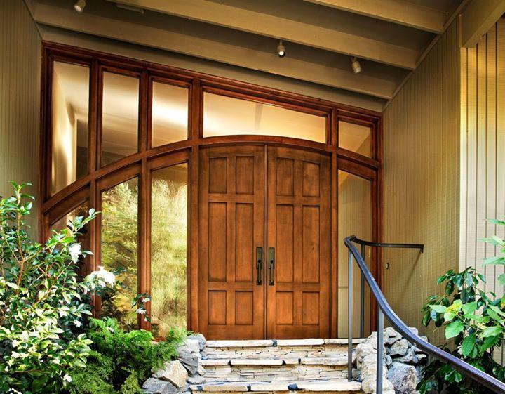 Custom Contemporary Entry Door   Antigua Doors