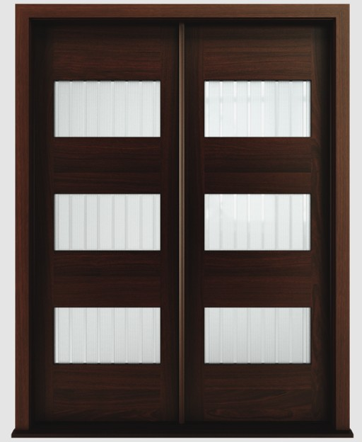 Custom Contemporary Modern Exterior Interior Wood Doors Sf Bay