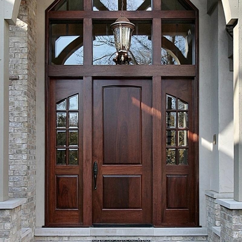 Custom Contemporary Modern Exterior Interior Wood Doors Sf Bay