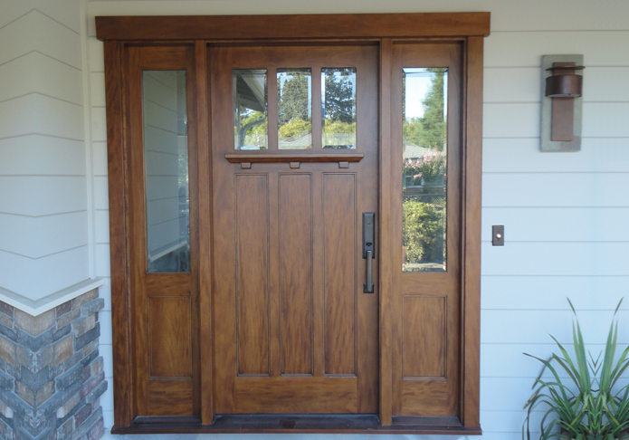Door styles architectural doors crafted by the highest Craftsman style wood interior doors