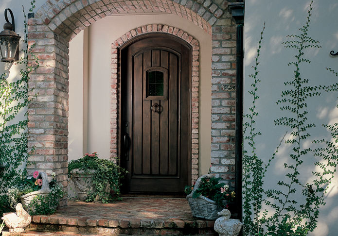 Superbe Old World Doors