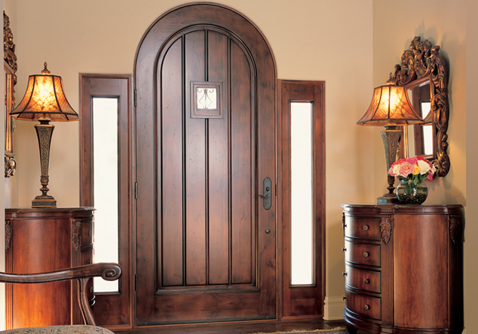 Charmant Old World Doors