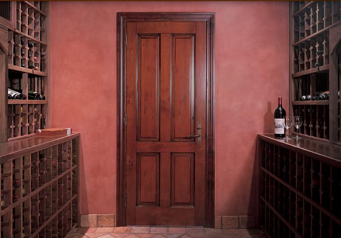 Wine Cellar u0026 Iron Doors & Wine Cellar Doors u0026 Wrought Iron Doors Transform your home to the ...